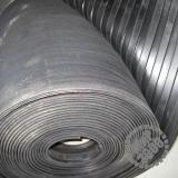 Резиновая Рифлёная Дорожка рулонное напольное покрытие
