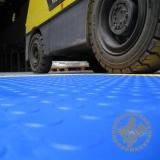 Пластпол 250-250-7 напольное покрытие из ПВХ плиток