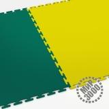 Полимер 500 Гладкая напольная плитка ПВХ 5мм