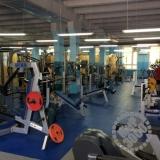 Полимер 500 Спорт напольная плитка ПВХ 7мм
