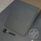 Солд Зерно 500-500-5 напольное покрытие из плиток ПВХ распродажа