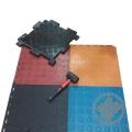 Изменились цены на резиновые модульные напольные покрытия
